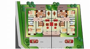 Ghana House Plans – Ohenewaa House Plan