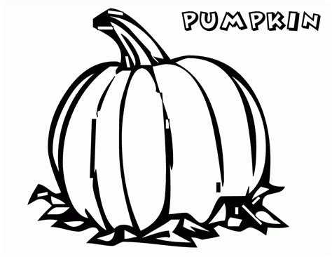 pumpkin coloring pages for preschool coloring home 396 | bTypMqAjc