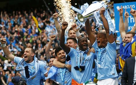 Man City clinch second title in three years - bdnews24.com