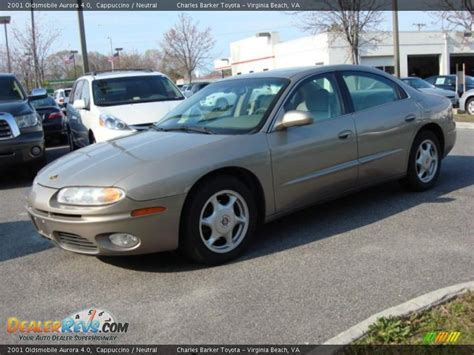 2001 Oldsmobile Aurora 4.0 Cappuccino / Neutral Photo #6 ...