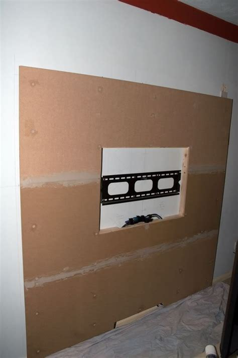 build  floating wall  tv mount wall mounted