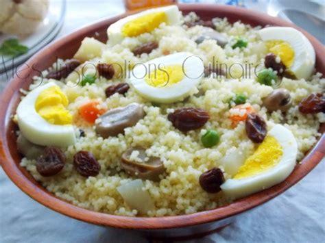 cuisine kabyle en couscous kabyle aux légumes vapeurs tchiw tchiw le