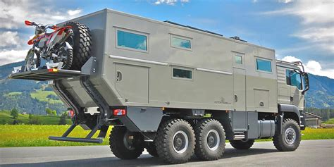 action mobil xrs  expedition vehicle   penthouse