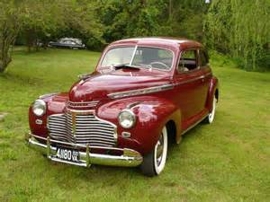 1930s Chevrolet Cars