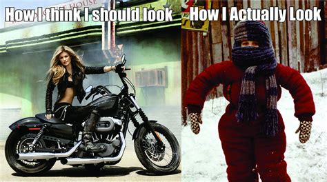 As A Lady Riding In The Winter...