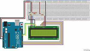 Using A Jhd162a Lcd Screen With An Arduino Uno