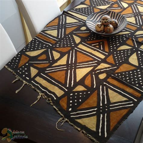 table cloth mali tablecloth african geometrics african