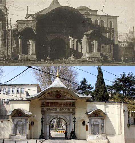 ministro ottomano la sublime porta percorrendo la strada da