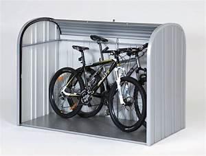 Fahrradbox Für 2 Fahrräder : fahrradgarage f r 4 fahrr der mi68 hitoiro ~ Whattoseeinmadrid.com Haus und Dekorationen