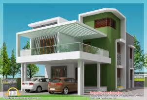 house designes simple modern home square bedroom contemporary kerala villa design home design