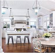 10 Decorating Ideas For A Coastal Kitchen