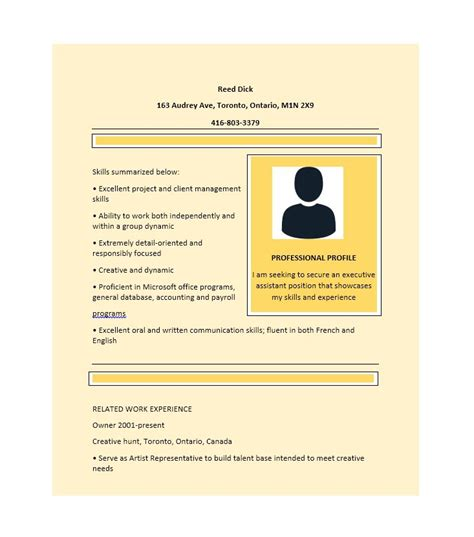 Assistant Resume Template by 20 Free Administrative Assistant Resume Sles