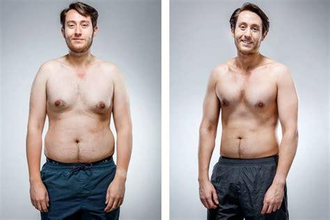 lose belly fat fast  week fitness plan british gq