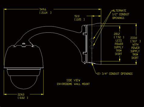 C C T V Camera -- Quatar In Autocad