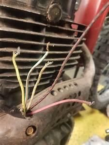 Xr500r Wiring Help - Xr250r  U0026 Xr400r