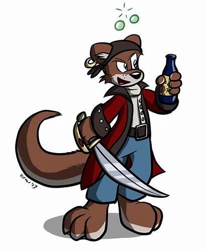 Pirate Otter Virmir Version Hi Res
