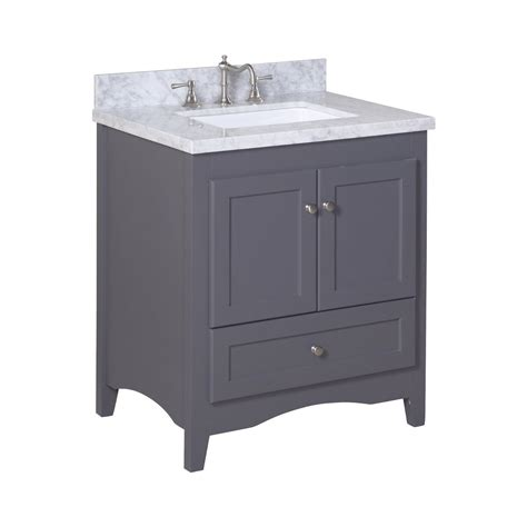 wayfair bathroom vanity kbc 30 quot single bathroom vanity set reviews wayfair