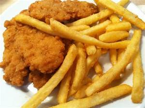 Chicken tenders w/ fries - Picture of IKEA, Frisco ...
