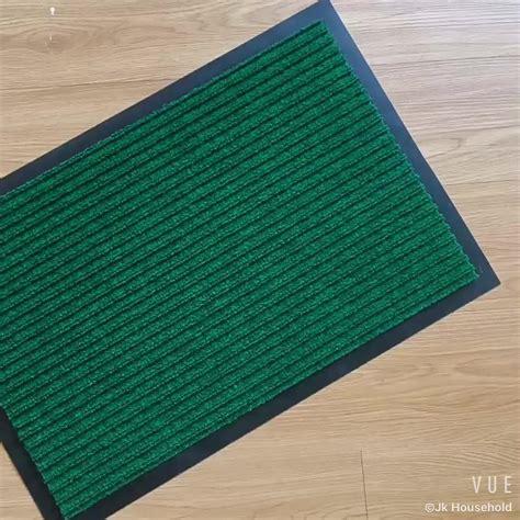 Waterproof Door Mat by Indoor Outdoor Custom Pvc Stripe Color