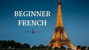 French Subject Pronouns - FrenchCrazy  French
