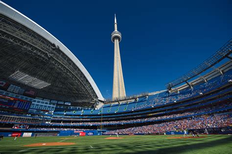 cn tower rogers center hydrotech membrane corp
