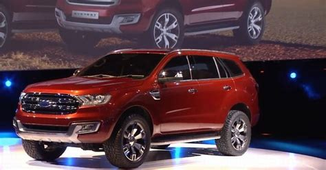 ford everest  edition  excellent family hauler