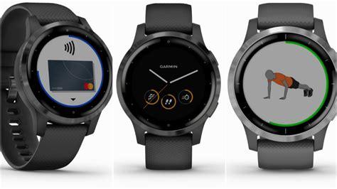 vivoactive 4 among six new garmin smartwatches the way expert reviews