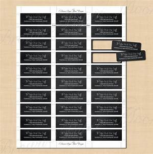 chalkboard editable return address labels fits avery With avery 6870 template