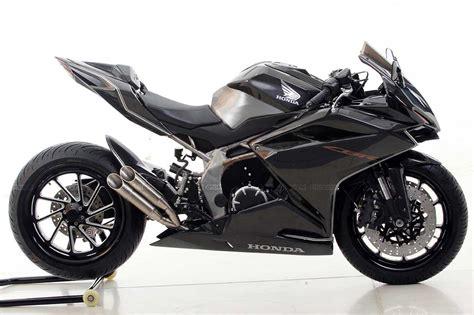Modif Cbr250rr by Pertamax7 Modifikasi Honda Cbr250rr Corak Carbon