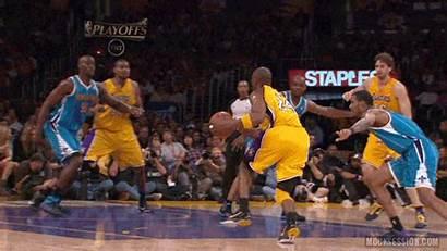 Gifs Kobe Bryant Basketball Players Sports Dunks