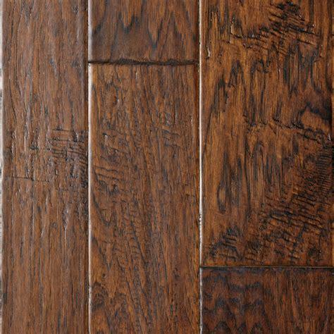 handscraped hickory 1 2 quot x 4 quot 5 quot 6 quot arezzo hickory handscraped virginia mill works engineered lumber liquidators