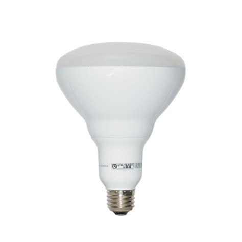 utilitech pro light bulbs shop utilitech pro 3 pack 12 watt 65 w equivalent br30