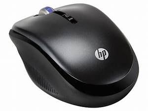 HP 2.4GHz Wireless Optical (Charcoal Grey) Mobile Mouse ...