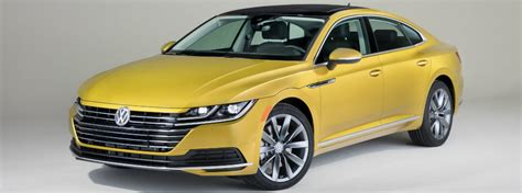 2019 Vw Arteon Usa Debut And Release Date