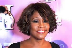 Whitney Houston Open Casket