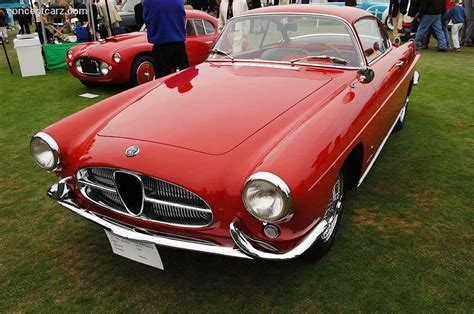 1954 Alfa Romeo 1900 At The Pebble Beach Concours D'elegance