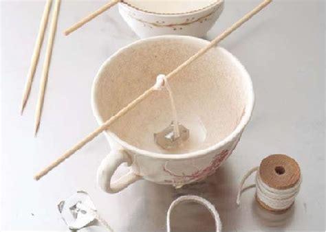 fabrication de bougies parfumees les 25 meilleures id 233 es concernant fabrication de bougies sur bougies diy bougies
