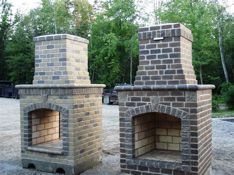Garden Chimney by Fireplace To Garden Outdoor Kits Home Depot How To Build
