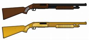 The gallery for --> Shotgun Drawings