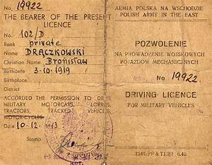 need help polish medals documents red cross letter With documents required for driving licence