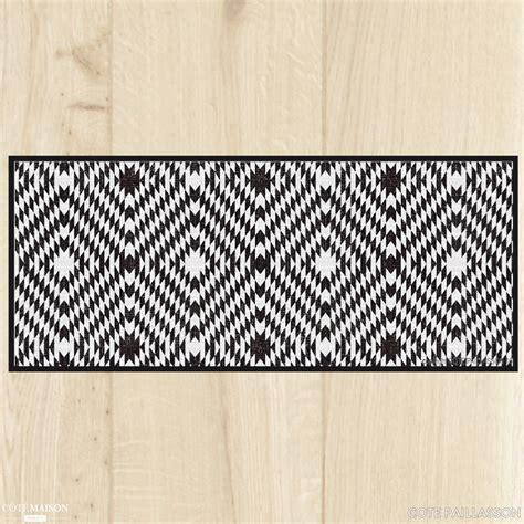 grand tapis de cuisine tapis de cuisine carreaux de ciment côte paillasson