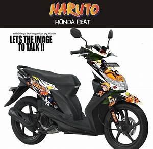 Jual Beli Sticker Motor Honda Beat Karbu Baru
