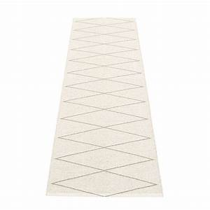 pappelina max long rug corridor rug lapadd With tapis de couloir beige