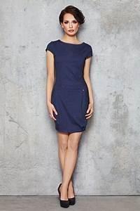 Welche Farbe Passt Zu Dunkelblau : dunkel blaues kleid ~ Watch28wear.com Haus und Dekorationen
