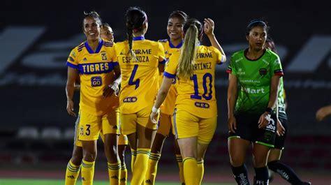 Liguilla de la Liga Femenil MX queda definida; Tigres ...