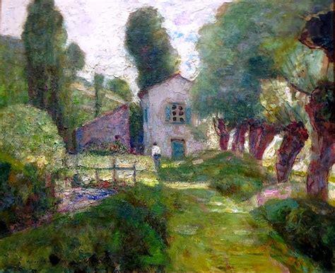 Post-impressionist Painter