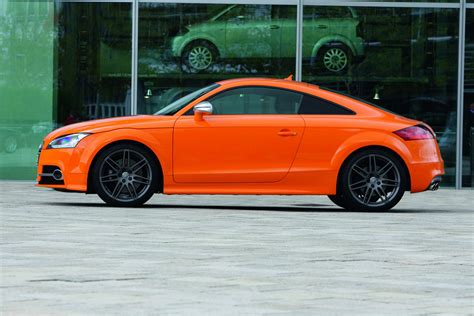 2011 audi tts coupe new photos of facelift model carscoops