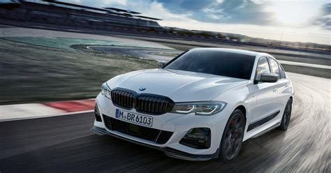 der bmw er mit  performance parts