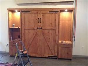 1000 images about suite dreams murphy beds on pinterest With barn doors austin tx