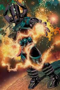 Marvel Comics Silver Surfer Galactus